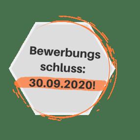 Bewerbungsschluss_30092020